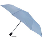 Lewis N. Clark Travel Umbrella, Blue - Windproof, Compact and Lightweight