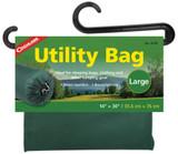 "Coghlan's Utility Bag, Large - 14"" x 30"" Water Repellent Sleeping Bag Storage"