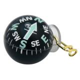 Coghlan's Ball-Type Pin-On Compass Liquid Filled Luminous Arrow Survival Camp
