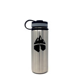 Campsite Essentials Wide Mouth Insulated Stainless Steel Water Bottle, 18oz