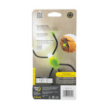 Nite Ize BugLit Micro Flashlight - Lime/Black - Standing or Hanging Task Light