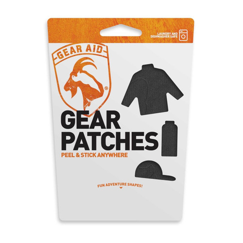 Gear Aid Tenacious Tape Peel & Stick Gear Patches