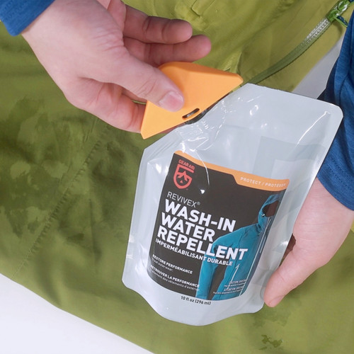 Gear Aid Revivex® Wash-In Water Repellent