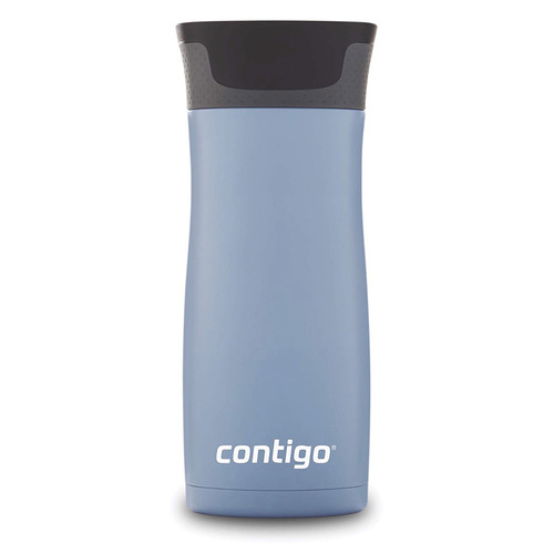 Contigo Autoseal West Loop Earl Grey 16oz Insulated Stainless Steel Travel Mug