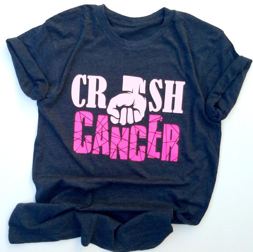 Crash Cancer T-Shirt