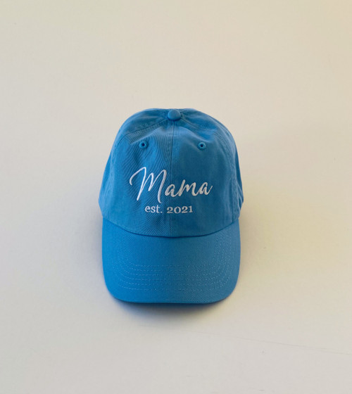New Mom Announcement Hat