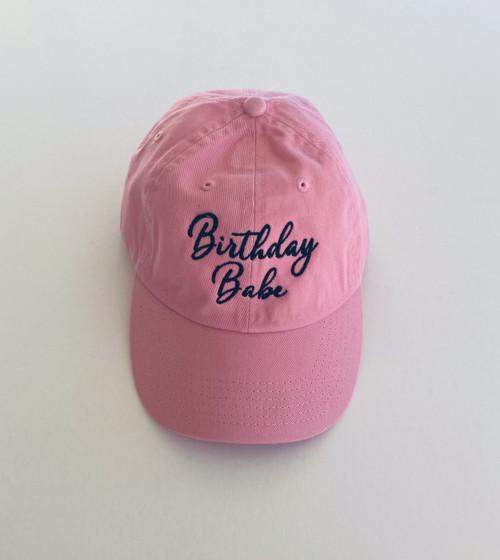 Birthday Babe Hat