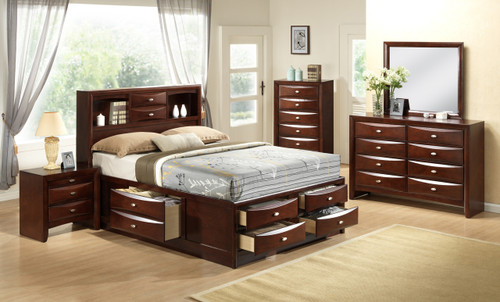 Ridgemont 5 piece Queen Bedroom Set
