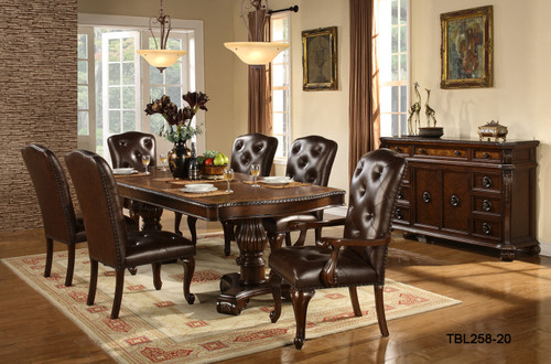HEMINGWAY 7PC RECTANGULAR DINING SET