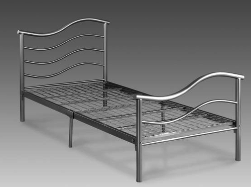 Wave  Twin Bed