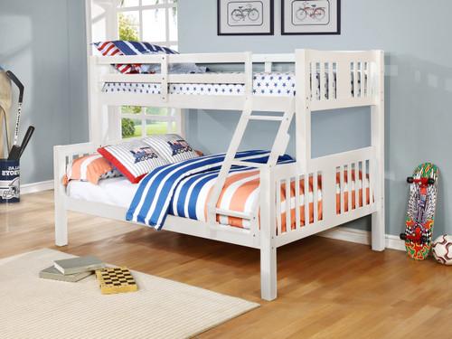 Ashmore twin/full bunkbed