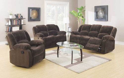 BLISS SOFA AND LOVESEAT RECLINERS