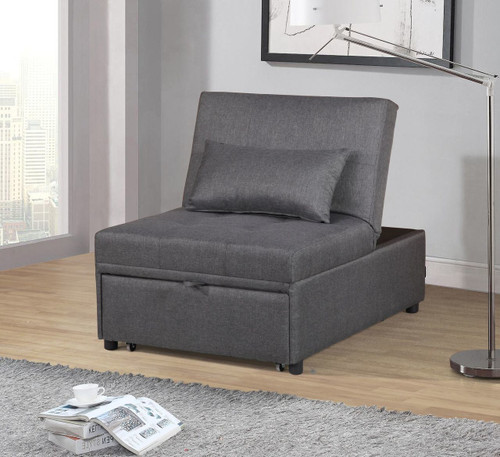 DELTA CONVERTIBLE CHAIR BED