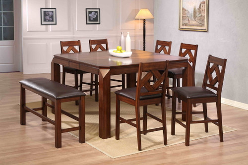 DIAMOND 7PC PUB DINING SET