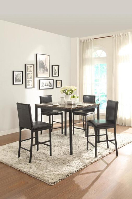 LANDON 5PC PUB DINING SET
