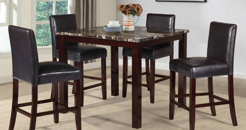 JUPITER 5PC PUB DINING SET
