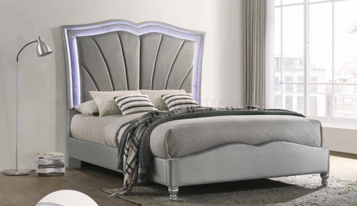 Bowfield Upholstered queen size bed
