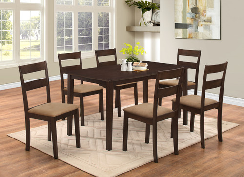 LATITUD 7 pc. dining set