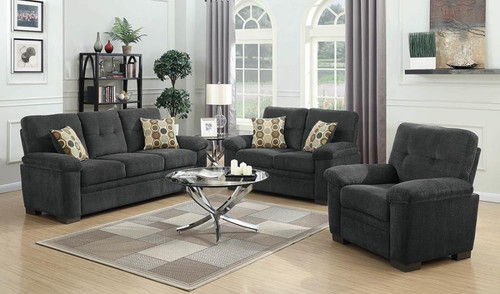 FAIRBAIRN SOFA AND LOVESEAT