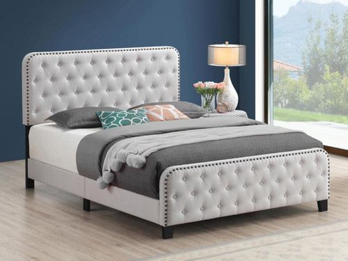 LITTLETON queen size bed