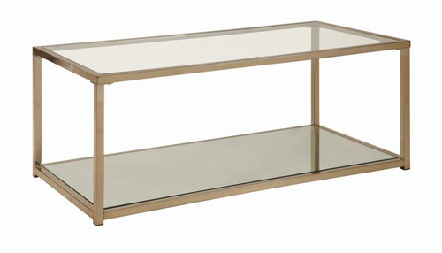 #chic #stylish #elegant #mirrored #coffeetable #occasionaltable
