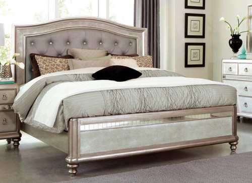 BLING GAME QUEEN BED