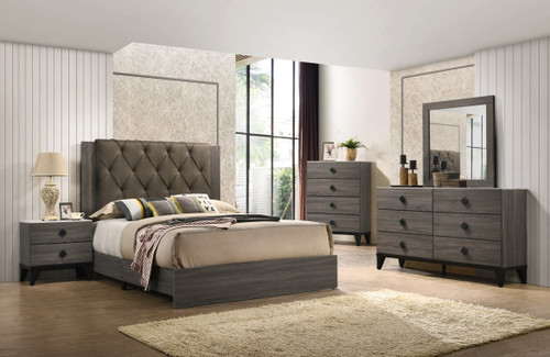 VILLA QUEEN 5 PC. BEDROOM SET