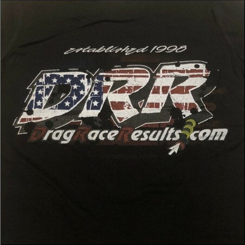 charcoal drr usa long sleeve shirt