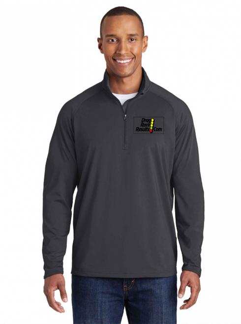 drr charcoal sport-tek pullover