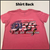 drr youth pink shirt rear
