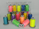 "Glide Thread ""Brights"" Collection of 10 Spools"