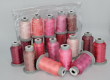 "Glide Thread ""Bag of Pinks"" Collection x 10 Spools"