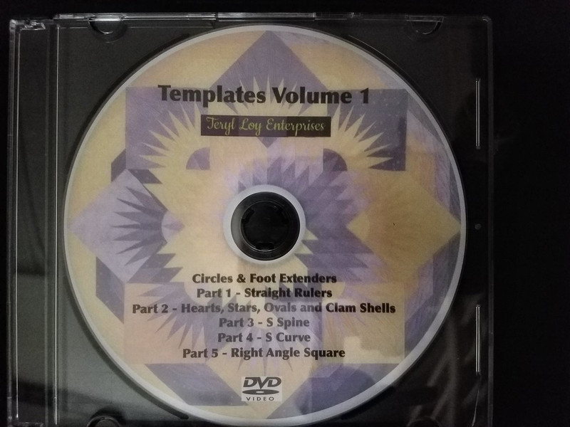 Templates Demo DVD, Vol 1