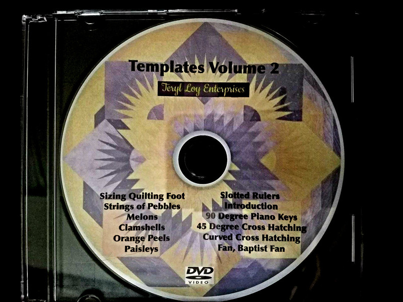 Templates Demo DVD, Vol 2