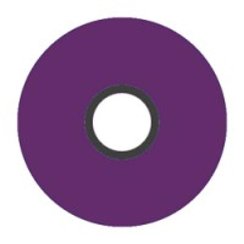 Magna-Glide 'L' Bobbins, Jar of 20, 40255 Violet