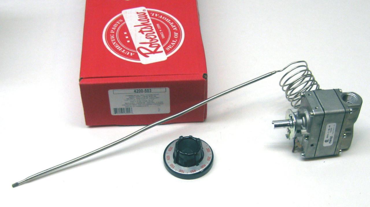 Robertshaw 4200-50C Gas Oven Thermostat FDTH-1-06-48