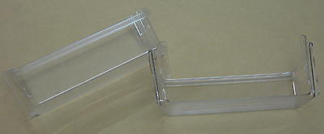 Compatible with 240323001 White Door Bin UpStart Components Brand 2-Pack 240323001 Refrigerator Door Bin Replacement for Frigidaire FFHS2622MSH Refrigerator