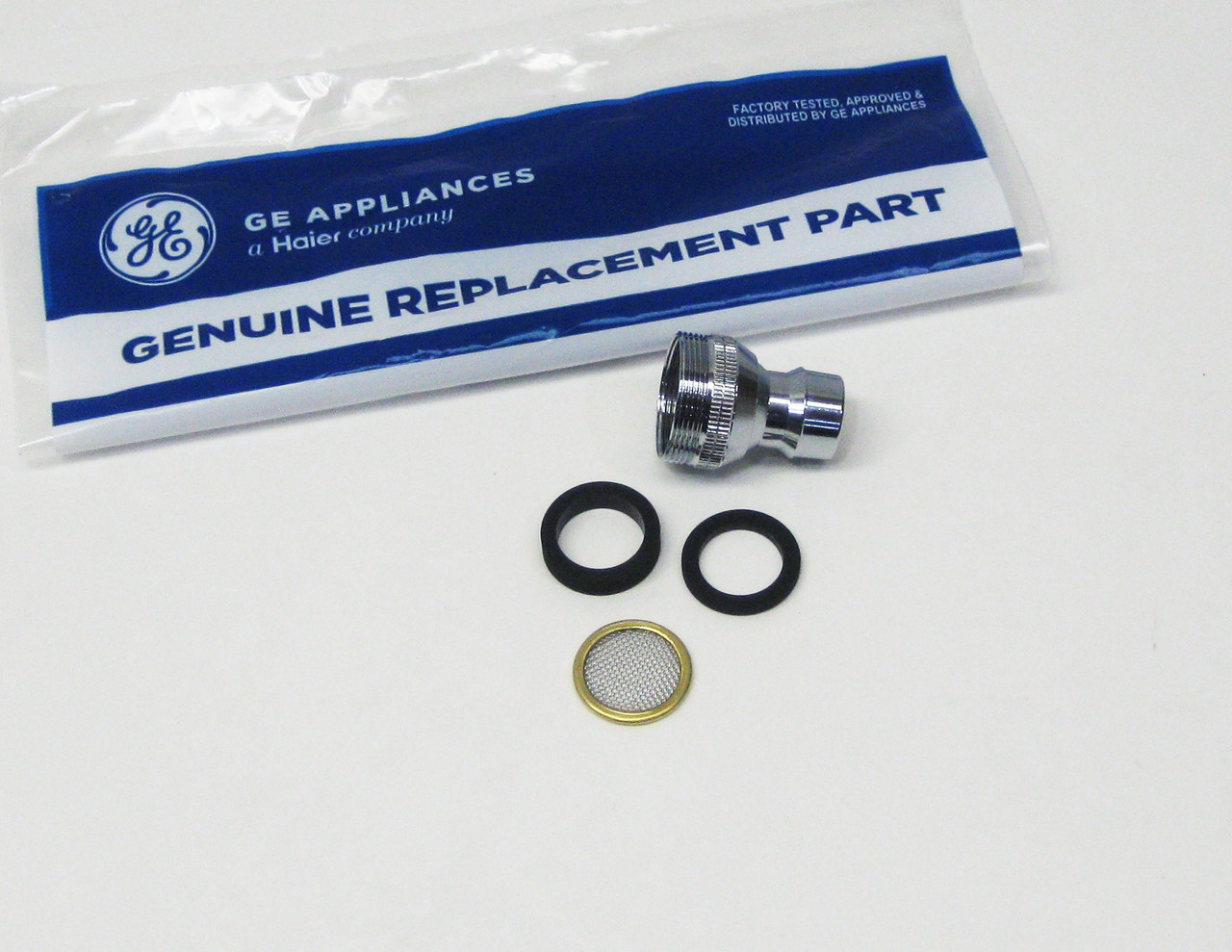 Ge Wd10x21376 Portable Dishwasher Faucet Adapter Aerator Ps258860 Mccombs Supply Co Inc