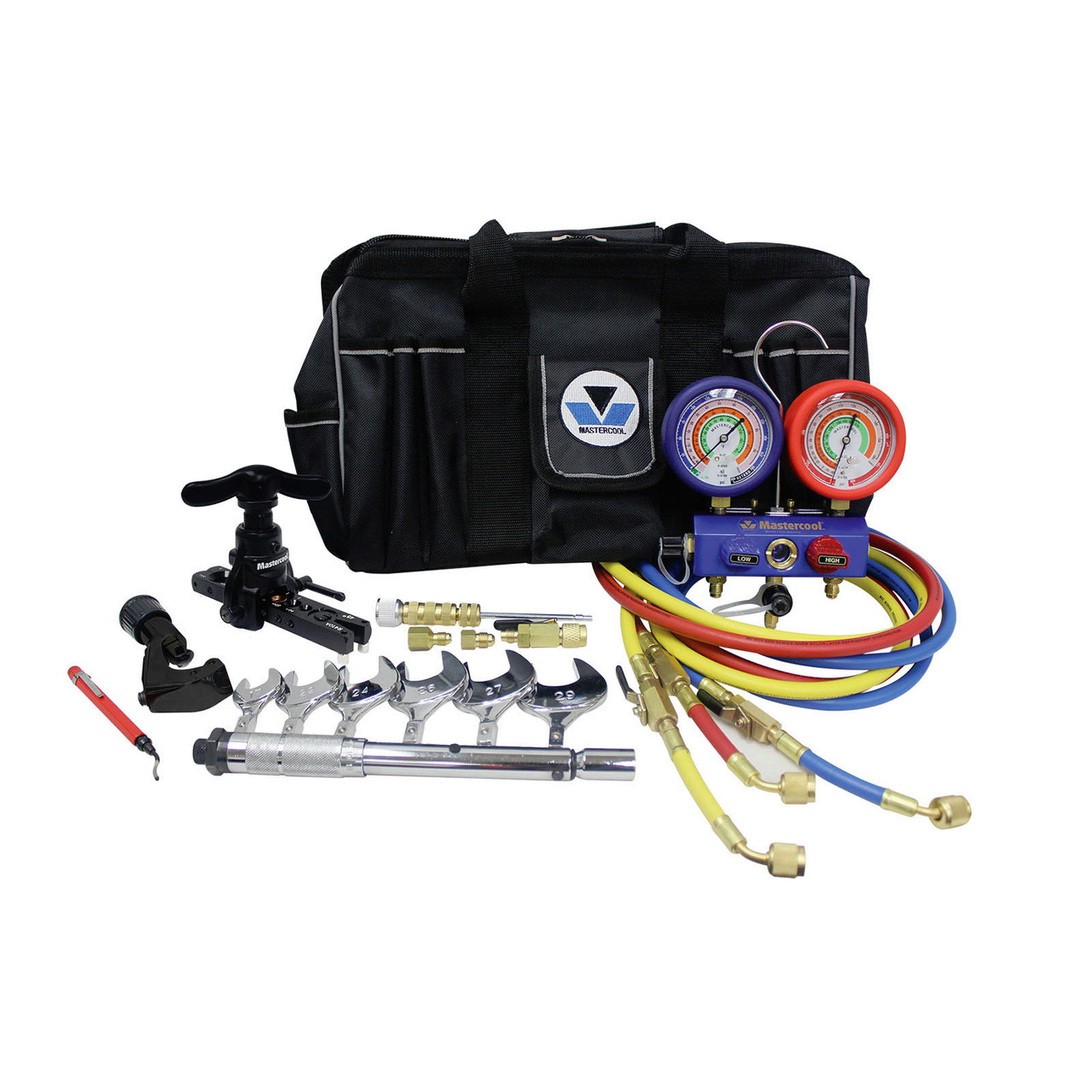 Air Conditioning Tools >> Mastercool 70200 Msk Mini Split Air Conditioner Tool Kit