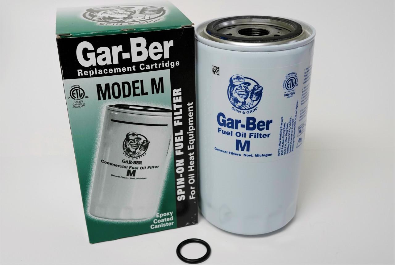 Gar-Ber Furnace Oil Filter | McCombs Supply Co | Style MMcCombs Supply
