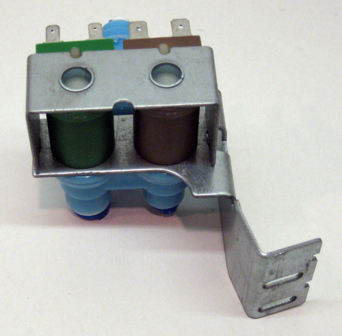 EvertechPRO Refrigerator Water Inlet Valve Replacement for Whirlpool W10408179 4389177 2304757 1938614 2186486