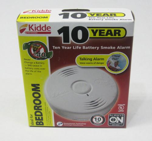 Kidde Bedroom Smoke Alarm 10 Year Battery Mccombs Supply P3010b