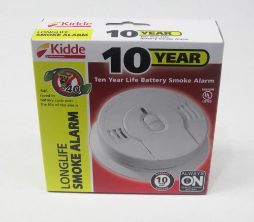 Kidde Smoke Detector Alarm 10 Year Battery Mccombs Supply I9010