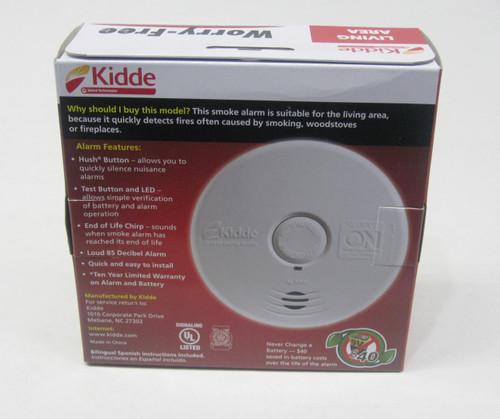 Kidde 120v Smoke Alarm 10 Yr Battery Mccombs Supply I12010s