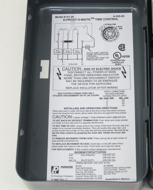 Paragon 8145 20 Wiring Diagram from cdn11.bigcommerce.com