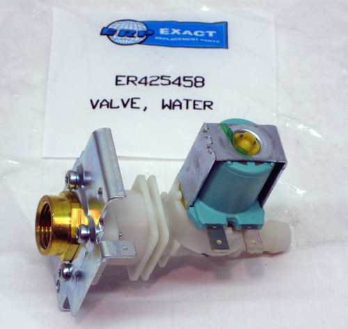 Replacement fits BOSCH SGS43T52GB//21 Dishwasher Solenoid Water Inlet Valve