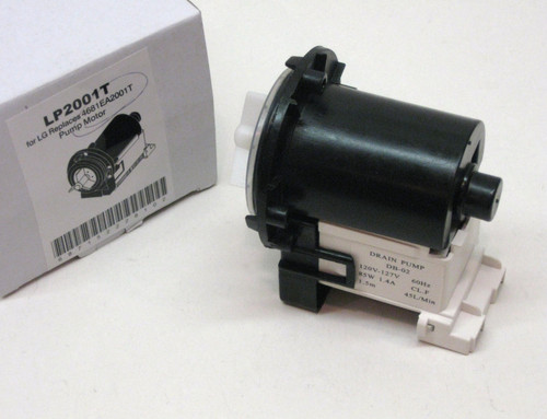 NEBOO 4681EA2001T Water Drain Pump for LG Washer Washing Machine PS3579318 AP5328388
