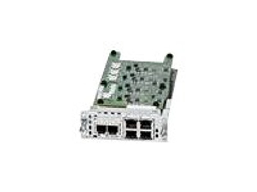 Cisco Network Interface Module (NIM-2FXS/4FXO) Refurbished
