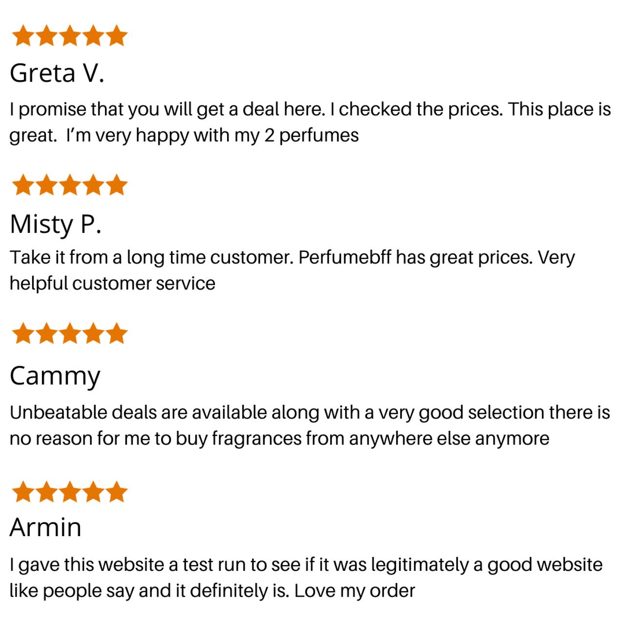 Perfumebff Reviews