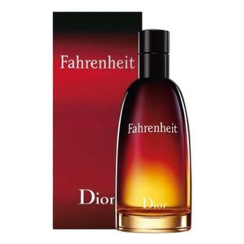 Fahrenheit For Men by Dior 3.4 oz Eau de Toilette